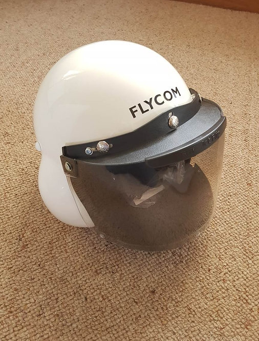 Flycom aviation helmet