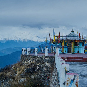 The Beautiful Kartik Swami Temple, Uttarakhand