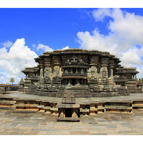 Halebidu: The Ruin City, Karnataka - India