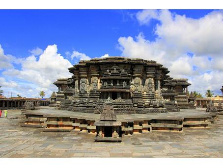 Halebidu: The Ruin City, Karnataka - India