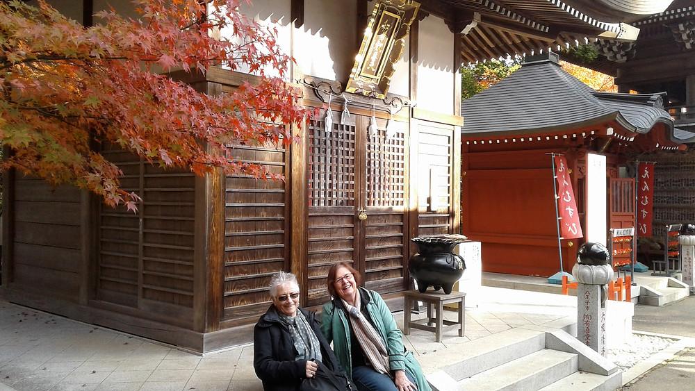 Yakuo-in Temple on Mt. Takao, Tokyo