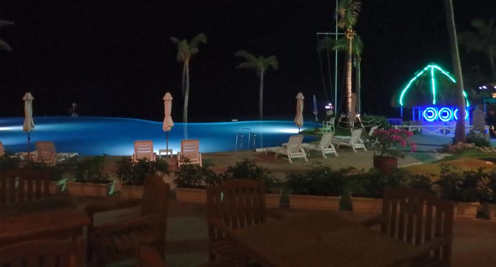Moon Beach Resort in Okinawa