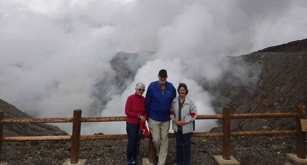 Mt. Aso in Kumamoto