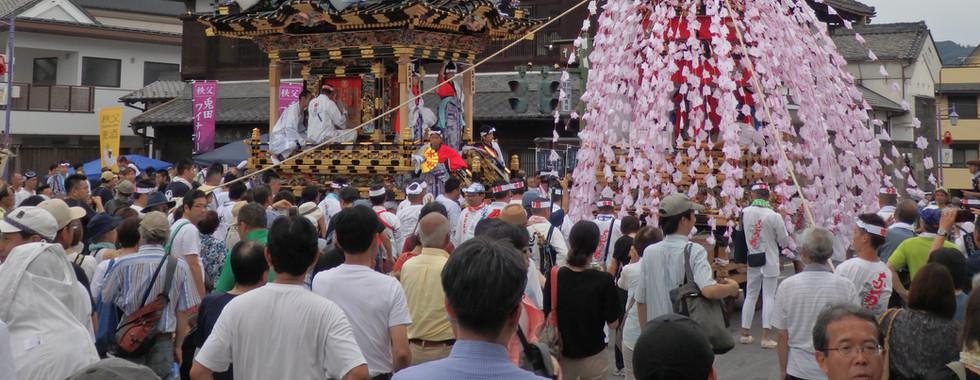 Chichibu Festival Floats
