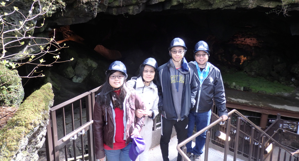 Narusawa Ice Caves
