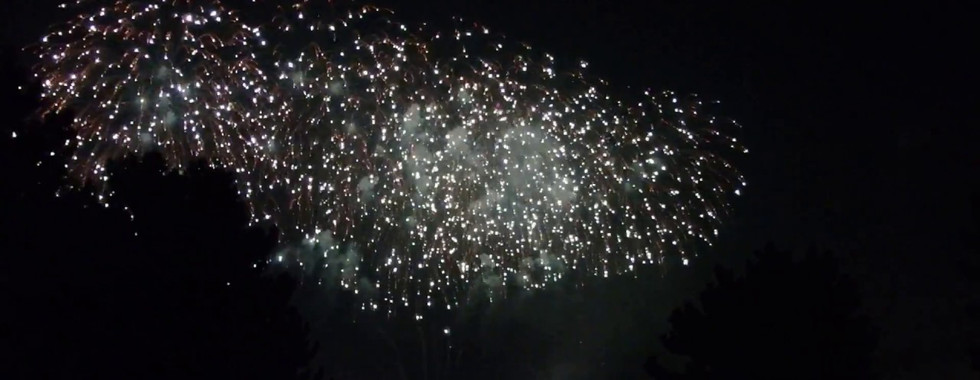 2018 Tokyo Fireworks Display