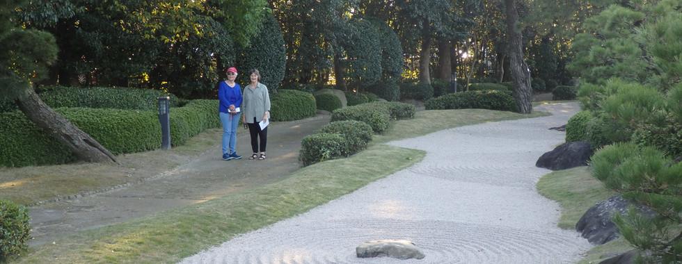 Ohori Park Japanese Gardens
