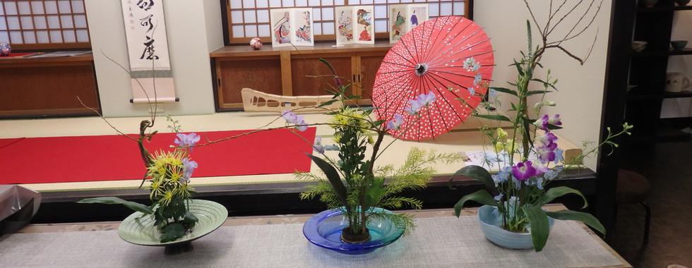 Kyoto Ikebana Winners