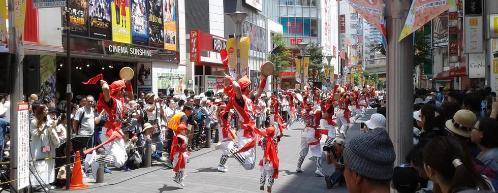 Okinawan Dancing Festival
