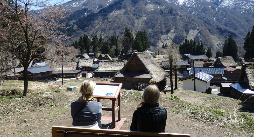 Gokayama Village