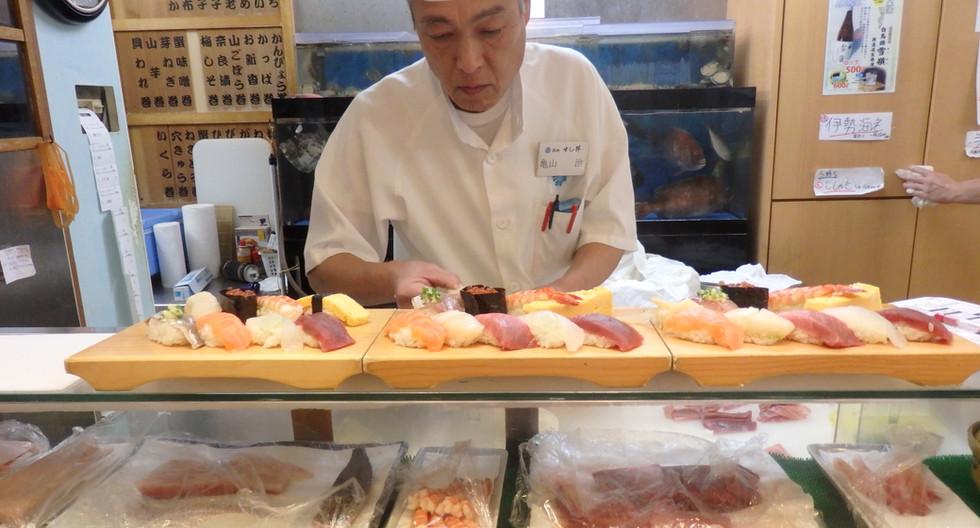 Tsukiji Sushi Restaurant
