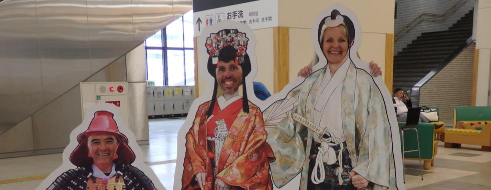 Himeji Samurai