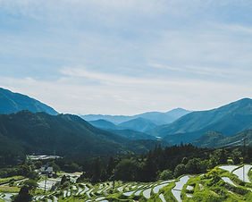 Senmaida Rice Fields in Ishikawa prefecture, Japan