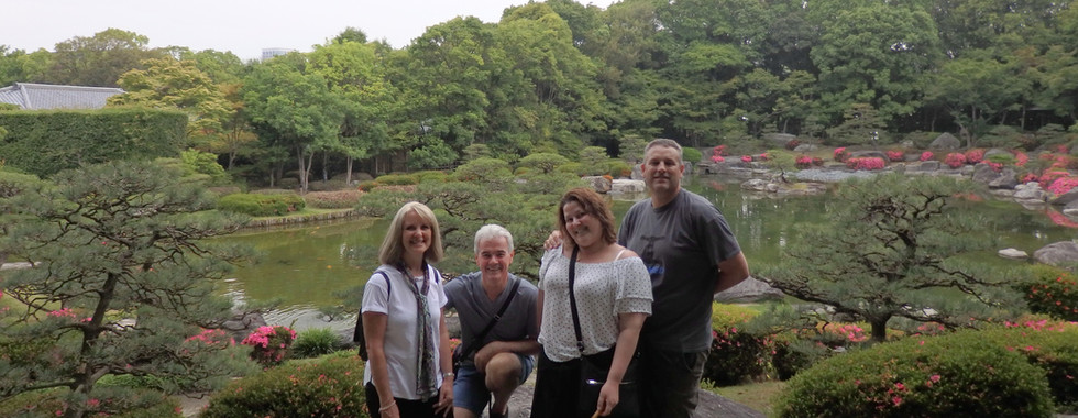 Ohori Park Japanese Garden
