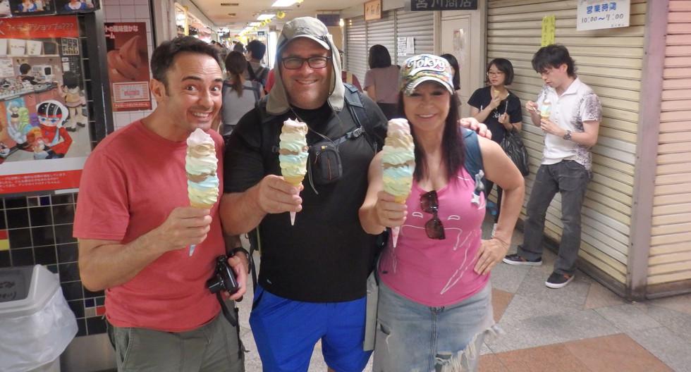 20 cm Ice Creams