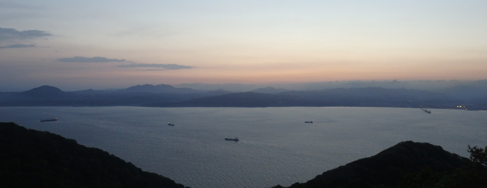 Hakodate Bay