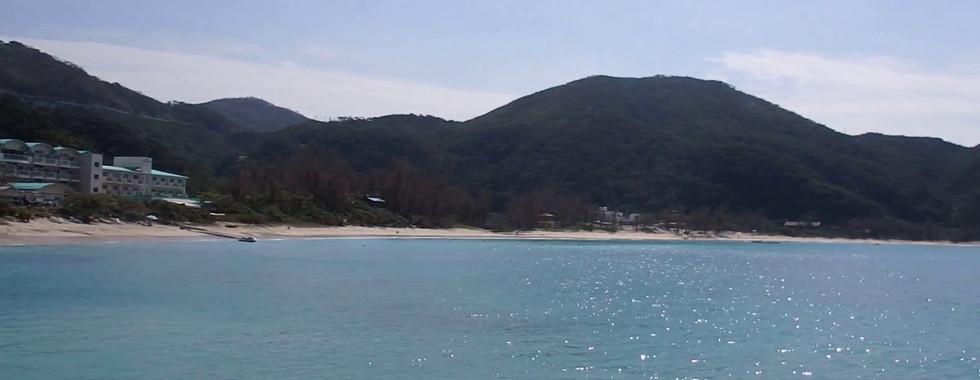 Tokashiki Island Private Beach