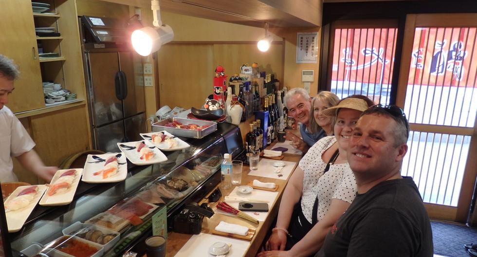 Otaru Sushi Lunch