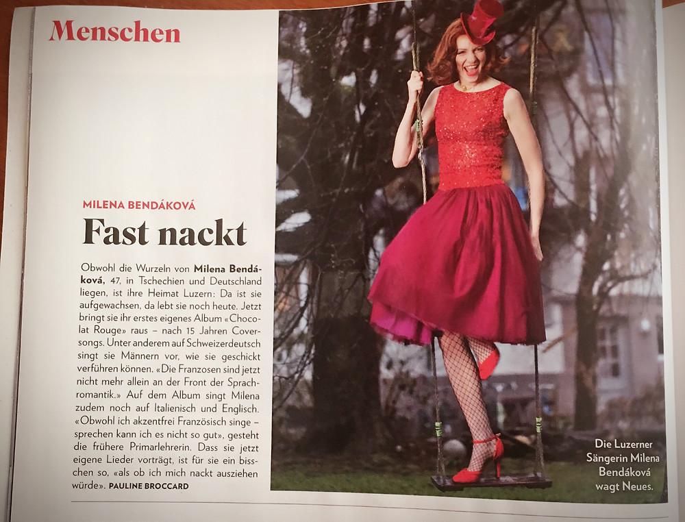 Schweizer Illustrierte 3. März 2017