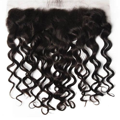 Italian curl Lace Frontal 13*4