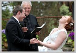 meredith & lee fun wedding