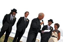 Jack Rabbit wedding