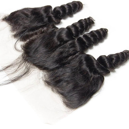 Loose wave Lace Frontal 13*4