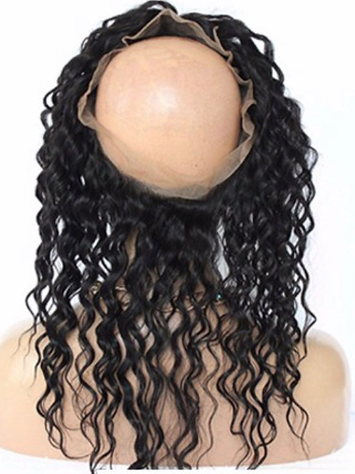 Natural wave 360 Lace frontal
