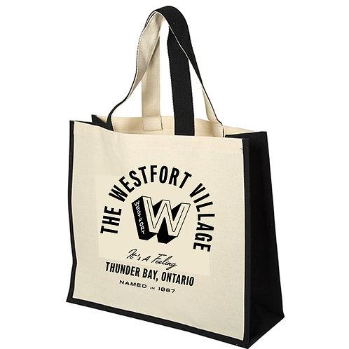 Reusable Tote Bag.