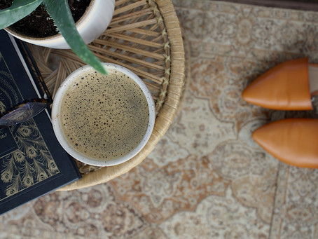 Immunity-Booster: Chaga Tea Latte
