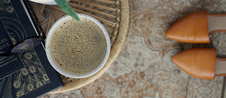 Immunity-Booster: Chaga Tea Latte