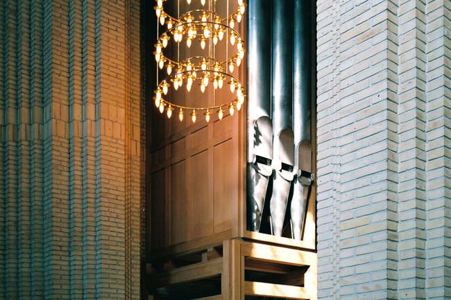 Grundtvig's Church, Copenhagen