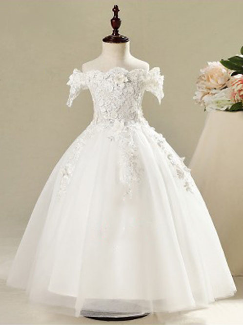 Flower Girl Dress 772