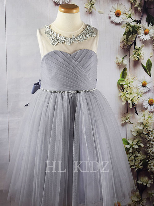 Luxury Dress 011_Grey