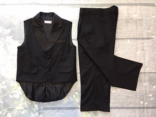 Suits with 2 pieces (Vest, Pants)