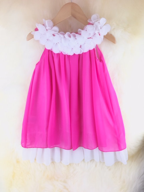 Flower girl dress 061