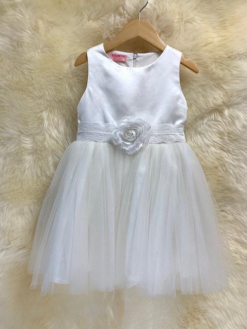 Flower girl dress 079