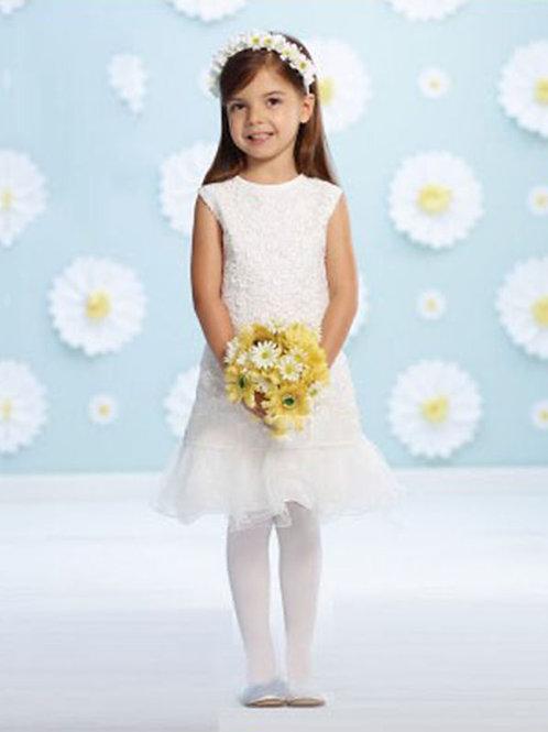 Flower girl dress 076