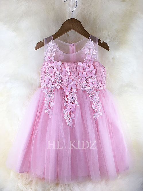 Flower Girl Dress 005