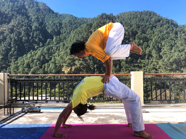 Curso de Profesor de Hatha Yoga