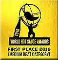 World Hot Sauce Awards gold 2016.jpg