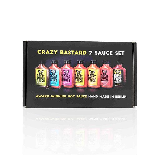 7 Sauce Set