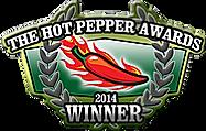 The Hot Pepper Awards 2014 Winner.png