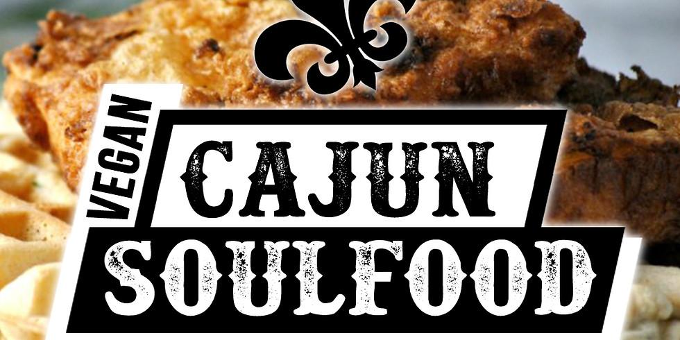 Vegan Cajun Soulfood