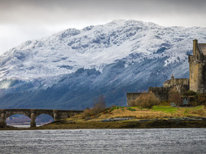 Why winter is our favourite time to tour Scotland..