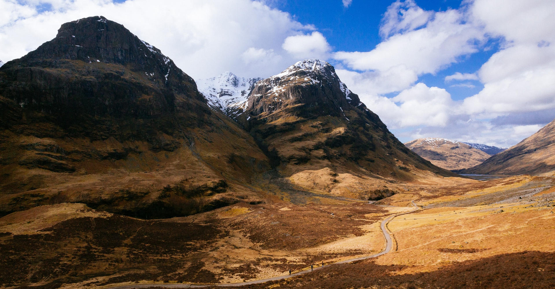 trip to glencoe scotland on most beautiful road in the world