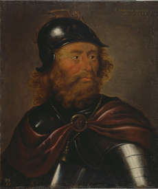 painting of robert the bruce in scotland