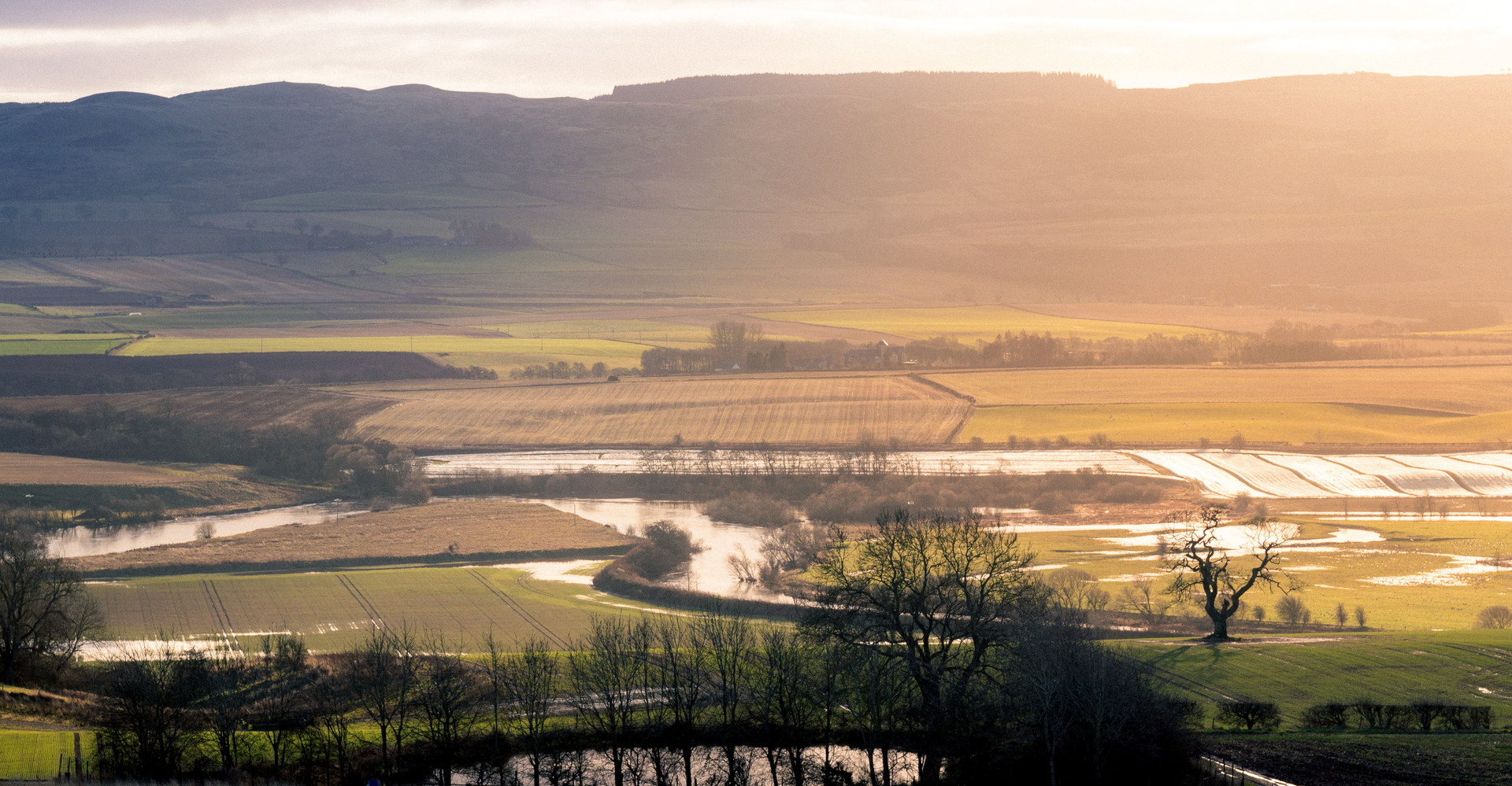 Lowland Perthshire