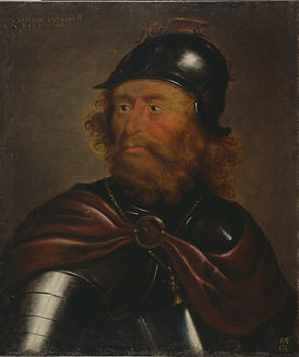 painting of robert the burce in scotland