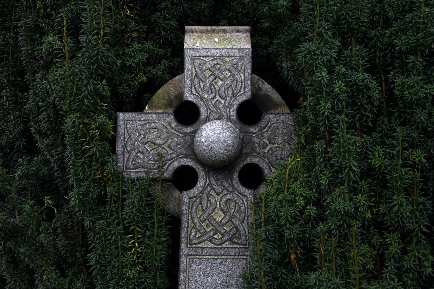 Celtic Christian Cross